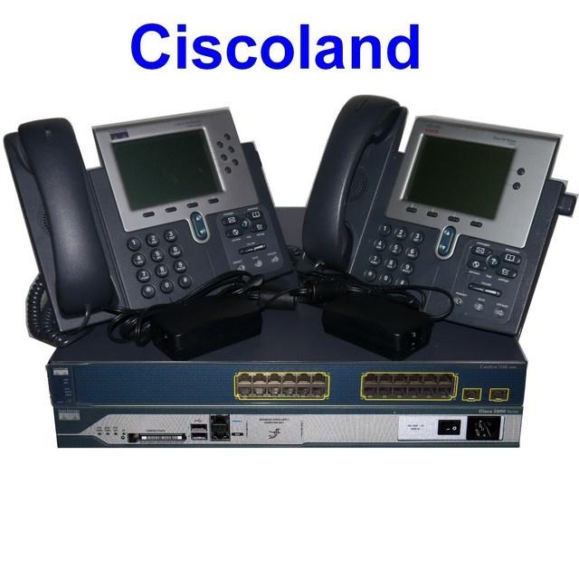 Voice 2811 2 2811 256d128f cme 86 3560 ps 2x7940 phones fandeluxe Gallery