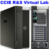 4. CCIE R&S v5.1 Lab Dell T5600 128GB 20 CSR-1000v Routers GNS3