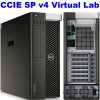 CCIE SP v4.1 Lab Dell T5600 128GB - 20x CSR-1000v - 4x XRv Routers